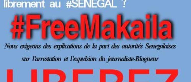 Article : Ce que les Guinéens doivent savoir sur le blogueur Makaila Nguebla